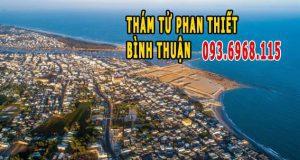 công ty thám tử Phan Thiết Bình Thuận