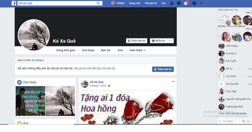 phần mềm tìm facebook qua số điện thoại