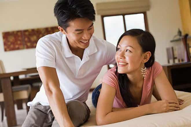 vợ chồng cần hiểu nhau và nhường nhịn nhau