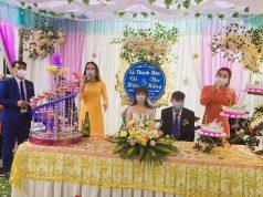 đám cưới tổ chức vào mùa dịch bệnh conora