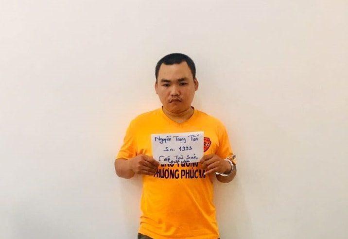 bắt giữ kẻ cướp của hiếp dâm hàng loạt tại Bình Dương và Bình Phước-min