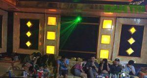 một khách sạn lén tổ chức cho 73 đối tượng ăn chơi nhảy múa